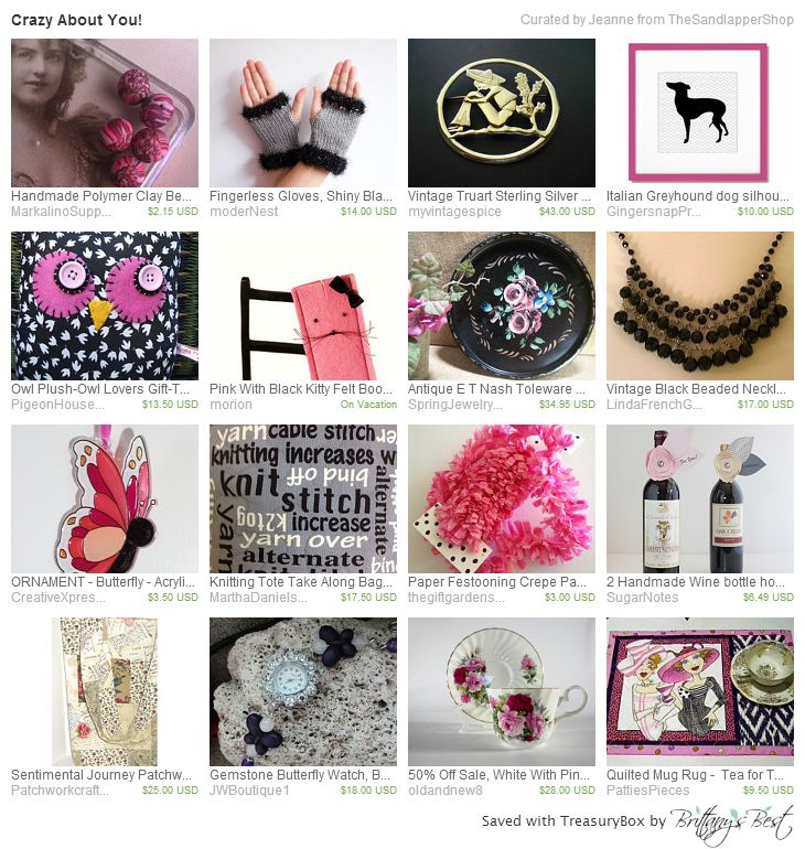 Crazy About You Treasury