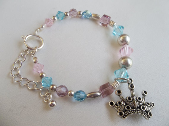 Handmade Young Ladies' Princess Bracelet