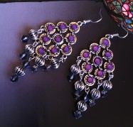 Swarovski Chandelier Earrings