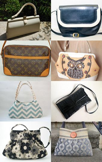 Handbags Treasury